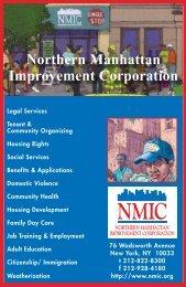 Legal Services Tenant & Community Organizing Housing ... - NMIC