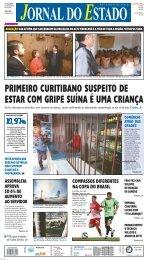primeiro curitibano suspeito de estar com gripe suína ... - Bem Paraná