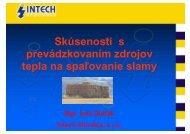 (Microsoft PowerPoint - 17dudak.ppt [jen pro ... - biomasa-info.sk