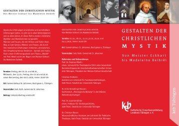 mystik - Sankt Johannes Evangelist Tübingen
