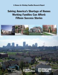 Solving America's Shortage of Homes Working ... - KnowledgePlex