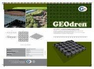 geodren la soluzione ideale per giardini pensili - Portale Design ...