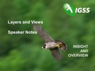 Layers and Views Speaker Notes