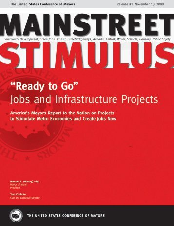 ¨ready to Go© Jobs and Infrastructure Projects