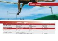 Atletica Leggera - Comune di Savona