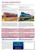 THE GHAN & INDIAN PACIFIC - Bon Voyage Cruises & Travel - Page 2