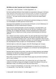 Spielbericht zum Spiel SVR gegen Hochheim - SV-Ruppertshain