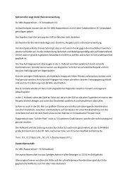 Spielbericht zum Spiel SVR gegen Schwalbach - SV-Ruppertshain