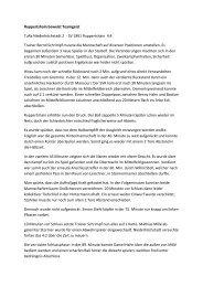 Spielbericht zum Spiel SVR gegen TuRa - SV-Ruppertshain