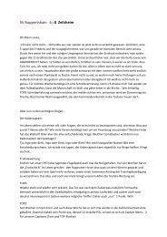 TOP 3 und Spielanalyse zum Spiel gegen ... - SV-Ruppertshain