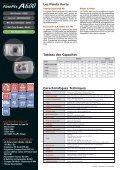 Fiche produit FinePix A600.pdf - Seite 2