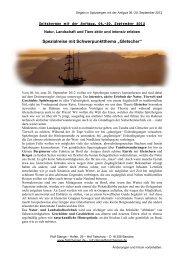 Beschreibung Antigua September 2012 - Spitzbergen