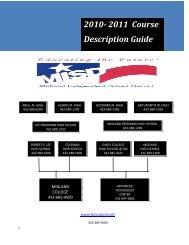 2010- 2011 Course Description Guide - Midland Independent ...