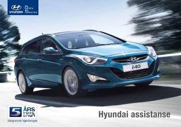 Hyundai assistanse brosjyre_jan2012