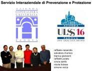 II rischio biologico e la prevenzione per gli operatori sanitari