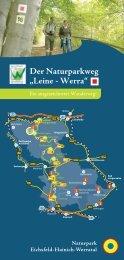 Gastgeberverzeichnis Naturparkweg