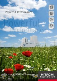 Powerful Performance