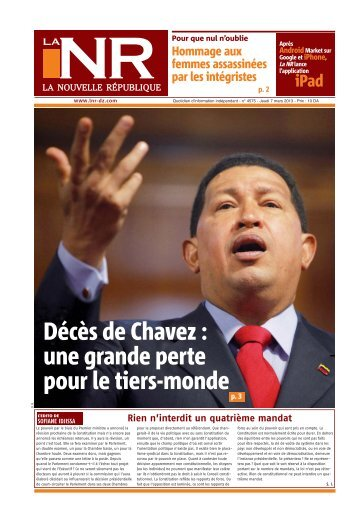 Page 01-4575CSEAREZKI - La Nouvelle République