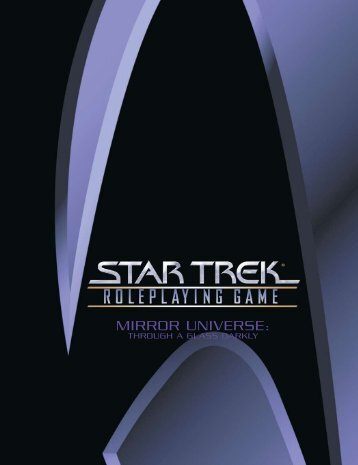The Mirror Universe Preview (Decipher) - CODA Star Trek RPG ...