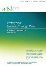 aitsl-prototyping-toolkit