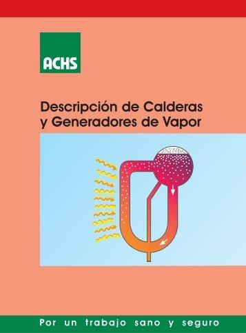 generador de vapor - ACHS