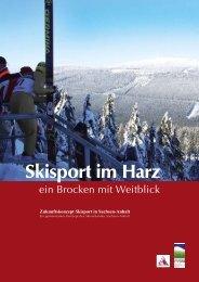 Skisport im Harz - Skiverband Sachsen-Anhalt e.V.