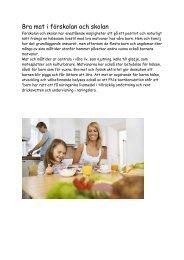 Bra mat i förskolan och skolan.pdf - Skola.jonkoping.se