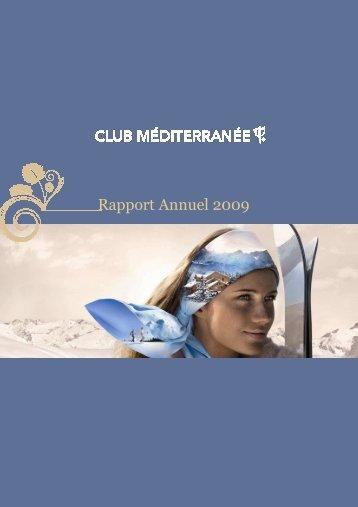 Rapport Annuel 2009 - Paper Audit & Conseil