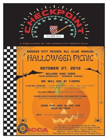 October, 2012 - Kansas City Region