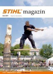 Léto 2011 - Stihl