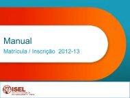 Manual - ISEL