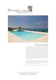 Print villa fact file - Pierres Caraibes