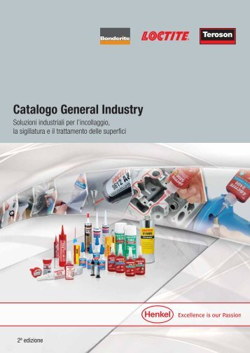 Catalogo General Industry