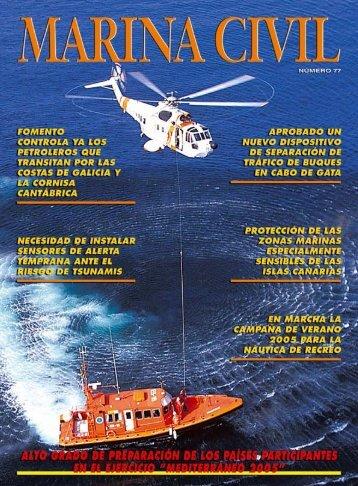 Descargar revista - Salvamento Marítimo