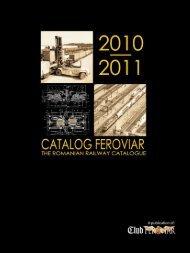 31 - Catalog Feroviar - Club Feroviar