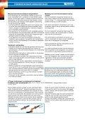 Thermostatische mengventielen - WATTS industries - Page 4