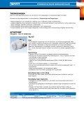 Thermostatische mengventielen - WATTS industries - Page 7