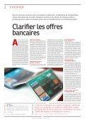 FRAIS BANCAIRES : ENCORE UN EFFORT - Page 2