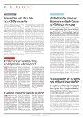 FRAIS BANCAIRES : ENCORE UN EFFORT - Page 6