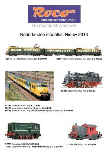 Roco NS NH 2013 - Grootendorst