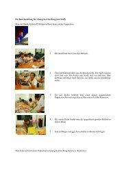 Die Bastelanleitung für Chung-Sa-Cho-Rong (mit Stoff) Material ...