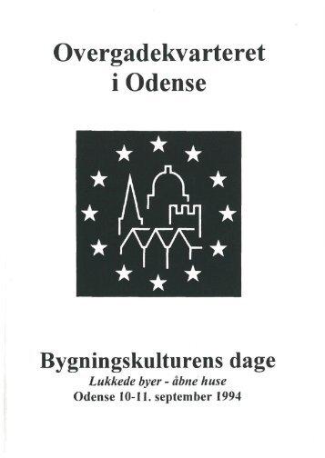 Bygningskulturens dage - Byforeningen for Odense
