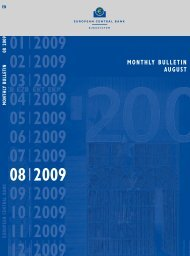 Aug - European Central Bank - Europa