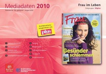 Mediadaten 2010 - Bayard Media