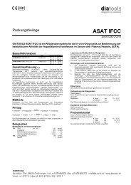 ASAT IFCC - diatools AG