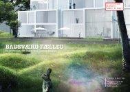 Helhedsplan for Bagsværd Fælled - Gladsaxe Kommune
