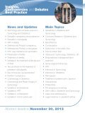 best outpatient practice - Ordine dei Medici - Page 3