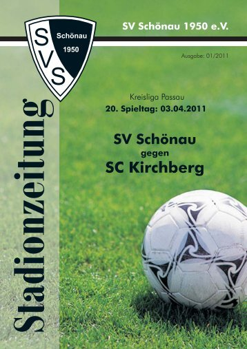 SC Kirchberg - SV Schönau