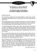 SC Kirchberg - SV Schönau - Seite 3