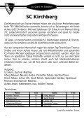 SC Kirchberg - SV Schönau - Seite 4